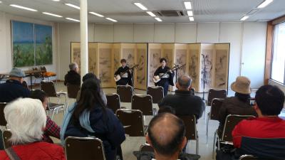 20121229きのえね 琴の生演奏